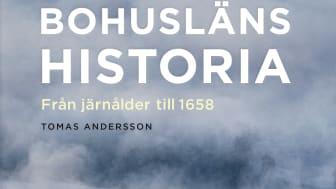 Bohusläns historia omslag
