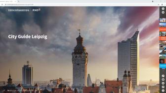 City Guide Leipzig - Online Startseite