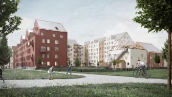 Pressinbjudan – Haninge kommun bjuder in till första spadtaget för etapp 1 i Jordbro