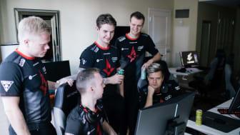 NOCCO blir ny partner till CS: GO-teamet Astralis