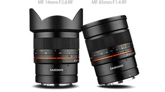 Objektivhersteller Samyang kündigt als erster eigene Objektive für den Canon RF Mount an.