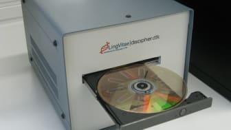 DVD-läsaren gör comeback - som HIV-testare