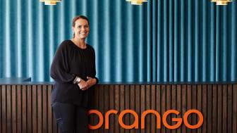 Anna Kleine, tillträdande vd Orango
