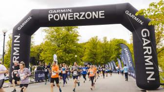 Garmin officiell timing partner även till Göteborgsvarvet Marathon