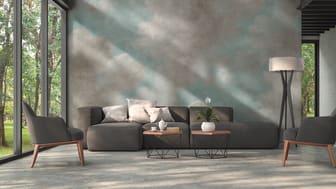 Tapeter gir et helt unikt preg på rommet. Det skapes dybder og strukturer som man ikke får på en malt vegg.
