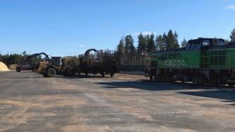 Vallviks Bruk och Green Cargo