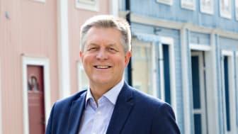 Christer Eklind, vd på Sala Sparbank