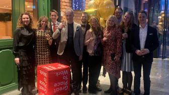 Centiro firar 10 år på topplistan över Sveriges bästa arbetsplatser