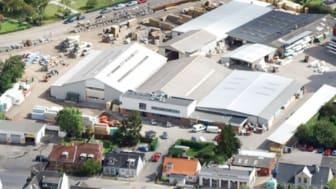 Bygma overtager pr. 18. april 2021 XL-BYG C. Aarslew-Jensen i  Nykøbing F.