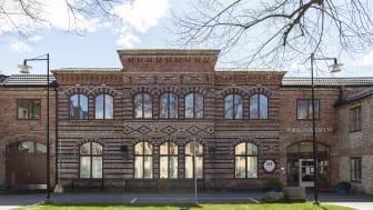 Gustavsbergs Porslinsmuseum har fått en invändig ansiktslyftning efter två års renovering och ombyggnad. Foto: Anna Danielsson/Nationalmuseum.