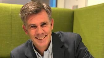 Yngvar Ødegård er ansatt som ny salgsdirektør for industriautomasjon i Schneider Electric.