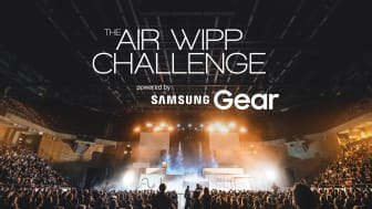 The Air Wipp Challenge powered by Samsung Gear