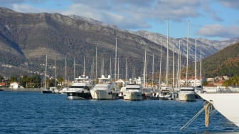 Tivat, Montenegro. Foto: Getty images.