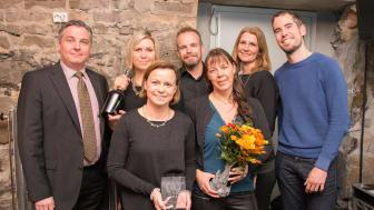 Vinnaren av 2014 års InUse User Experience Award är…
