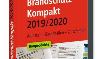 Brandschutz Kompakt 2019/2020 (3D/tif)