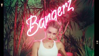 """Miley Cyrus svenska platinasuccé med """"Bangerz"""""""