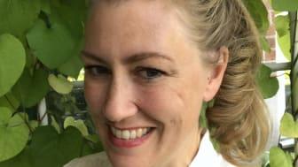 Josefin Devine, doktorand, Institutionen för språkstudier Bild: Privat
