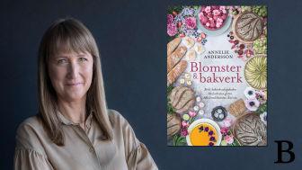 Populära bloggen Blomster & Bakverk blir bok!