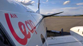 Air Leap vann trafikupphandlingen Örnsköldsvik- Arlanda