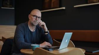 Kommunikasjonsrådgiver Rino Andersen i Spinner Kommunikasjon.