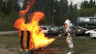 Hjälp, det brinner! Eller gör det inte det?