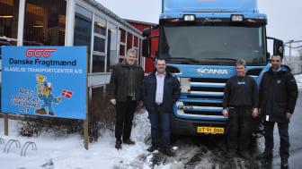 Scania og Slagelse Transportcenter A/S indgår stor serviceaftale