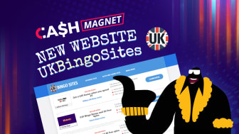 CashMagnet Ltd Expands its Offering by Acquiring UKBingosites