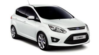 Ford utökar utbudet av gasbilar för svenska marknaden – nu går även Ford C-Max att beställa med gasdrift