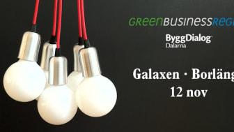 """Inbjudan till seminarium - """"Ljus över belysning"""" - Galaxen, Borlänge, idag kl. 9.00-16.30"""