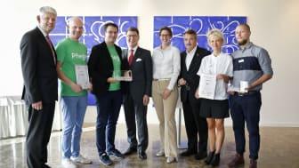 SENovation Award: Preiswürdige Innovationen für Senioren ausgezeichnet