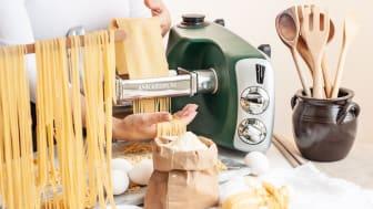 Gör din egen pasta med Ankarsrum
