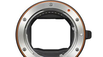 Нов LA-EA5 адаптер за обективи с байонет A представя Sony Electronics Inc.
