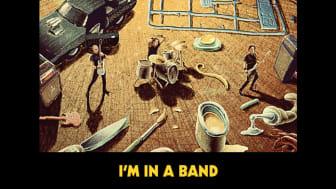 "DANKO JONES släpper nya singeln ""I'm In A Band"""