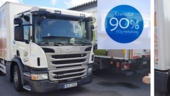 Arla tar nästa steg mot en fossilfri fordonsflotta