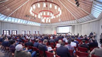 280 interessierte Teilnehmer des Motoristen-Kongresses folgten den Vorträgen von Branchenexperten.