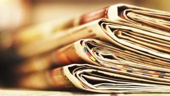 Journaliststudenterna använder YubiKeys som del av en ny säkerhetsutbildning