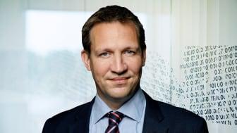 Senior VP Kasper Søndergaard Andersen, NNIT Projects, Applications & Consulting