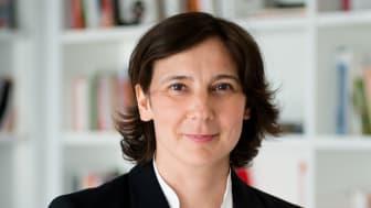 Eutelsat annonce la nomination d'Anne Carron en qualité de Directrice des Ressources Humaines