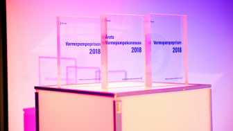 – Det var en gledelig overraskelse! Vi har jobba hardt for å komme dit vi er i dag med varmepumper, sa Lars Erik Eriksen i Røyken kommune som fikk pris i 2018. Bør din kommune eller ditt prosjekt vinne i år?