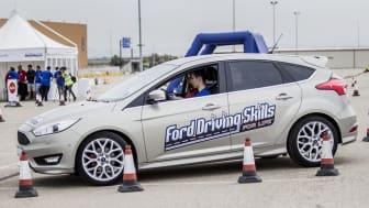 Kørekursus vil gøre ulykkesramte unge til bedre bilister