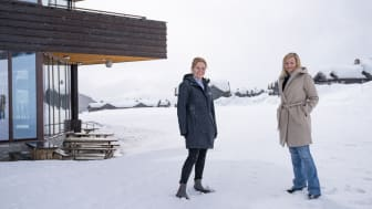 Aurland Ressursutvikling og Myrkdalen Fjellandsby slår seg sammen. Etablerer en av Norges største reiselivsaktører