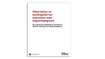 Ny rapport: Vilket behov av anhörigstöd har människor med migrantbakgrund?