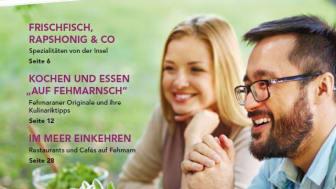 Premiere: Fehmarns erster Gastroguide © Tourismus-Service Fehmarn