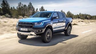 Ford Ranger Raptor 2019