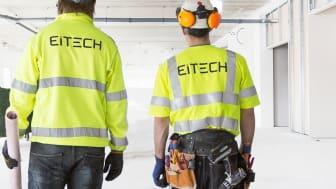 Eitech installerar två nya fastigheter i Malmö