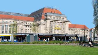 Leipziger Hauptbahnhof - Foto: Andreas Schmidt