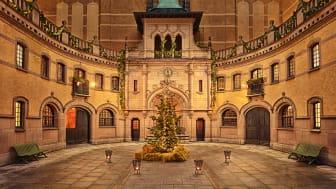 Hallwylska museets årliga julmarknad går av stapeln i palatsköket i samarbete med Livstycket.
