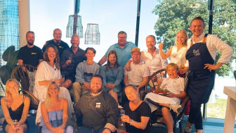 Air Leap deltar i tv programmet Hej Gotland