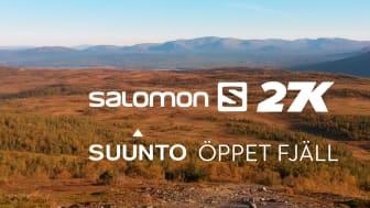 Salomon 27K & Suunto Öppet Fjäll