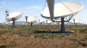 Så ska världens största radioteleskop leta efter vårt ursprung